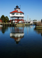Drum Point Light, Maryland
