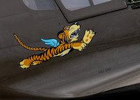 Insignia of the 1st American Volunteer Group, the Flying Tigers